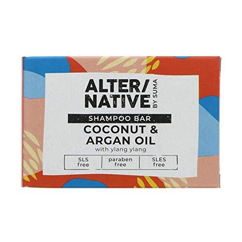 Ouder/Native Coconut & Argan glycerine shampoo bar 95 g