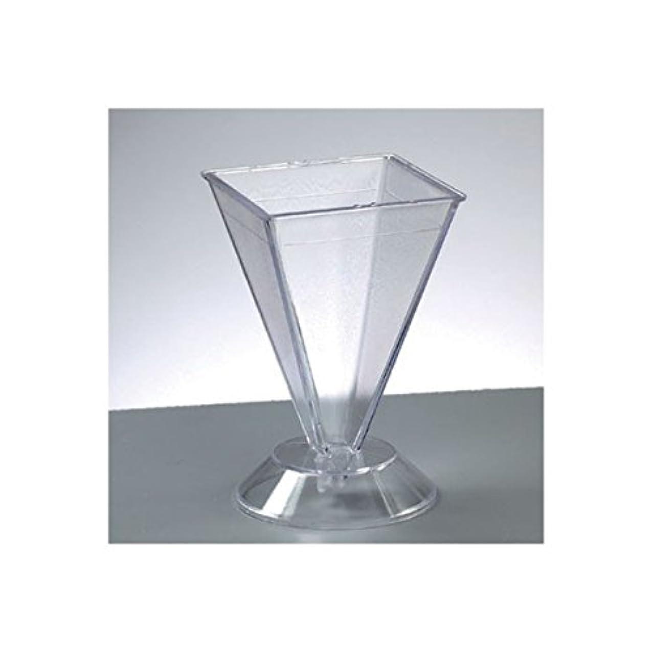 EFCO Pyramid Candle Mould, 105 x 67 x 67 mm by Efco