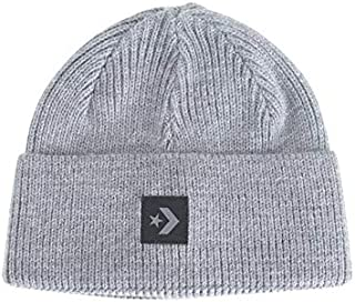 Converse Star Chevron Short Dome Watch Cap Beanie Hat (One Size Fits Most)