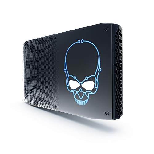 Intel NUC 8 Performance-G Kit (NUC8i7HNK) - Core i7 65W, Add't Components Needed