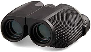 DEYINVI 10x25 HD High Power Binoculars for Adults, Fogproof&Waterproof, Compact Folding Binoculars for Bird Watching Hunti...
