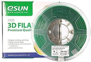 esun Pla Filament pine green color 1.75 mm 1Kg