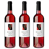 ENATE Cabernet Sauvignon - Monovarietal - Añada 2019 - D.O. Somontano - Vino Rosado - Afrutado (Arándano, Frambuesa y Pimienta) - Pack de 3 Botellas - 75cl