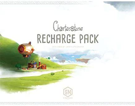 Stonemaier Games Charterstone Recharge PackCard Game