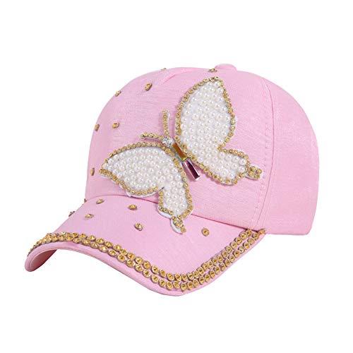 Fnito Gorra de béisbol Mujer Sombrero de Baloncesto Niñas...
