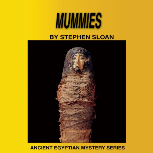 Mummies audiobook cover art