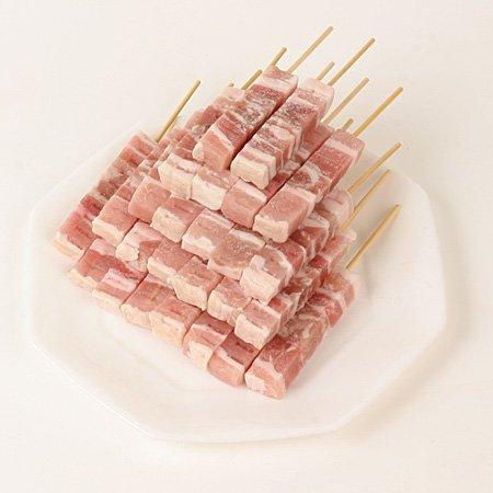 豚バラ肉串 25g 10本入り