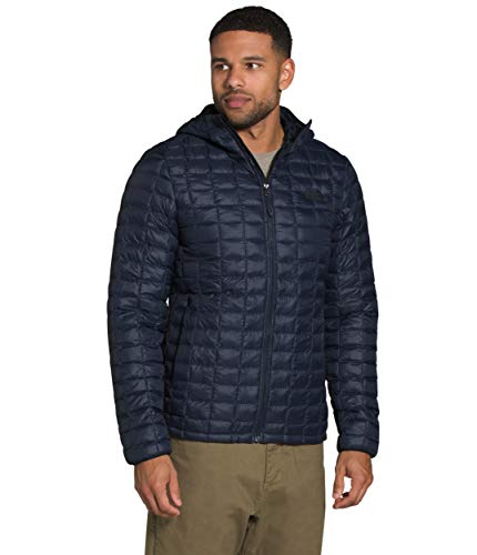 The North Face Men's Thermoball Eco Hoodie, Urban Navy Matte, M