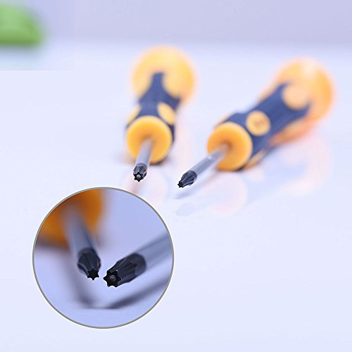 eBoot T8 and T6 Screwdriver with Electronics Prying Tool for Xbox One Xbox 360 Controller and PS3