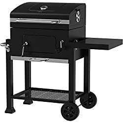 Expert Heavy Duty Charcoal Grill Review
