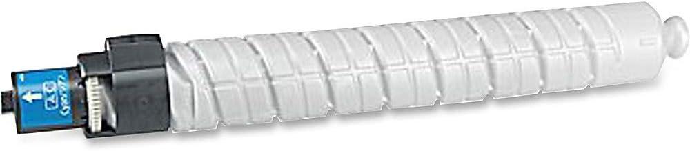Ricoh Cyan Toner Cartridge, 15000 Yield (841341)