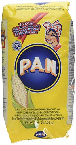 Harina PAN Blanco (White Maize Flour) by Harina P.A.N