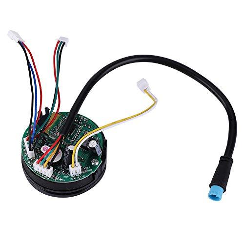 MAGT Placa de Circuito, Tablero de Circuito de Placa de Circuito de Patinete eléctrico Plegable Cubierta para Ninebot ES1 ES2 ES4