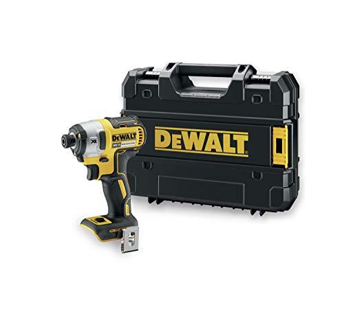 DeWalt DCF887NT - TOOLSELECT Visseuse à chocs 3 vitesses 18V XR Chargeur/batterie non inclus...