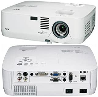 NEC NP410W 2600 Lumens LCD Projector