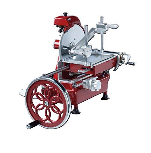 Aufschnittmaschine Schwungradmaschine Volano 350 mit Blumenrad