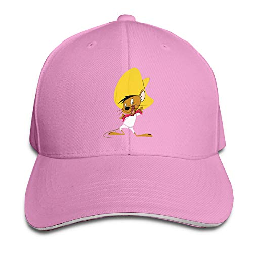 Obagaty Speedy Gonzales Unisex Obagaty Speedy Gonzales Comfortable, Breathable, Handsome Hat Pink