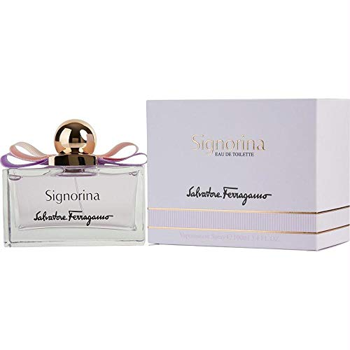 Salvatore Ferragamo SIGNORINA edt spray 100 ml