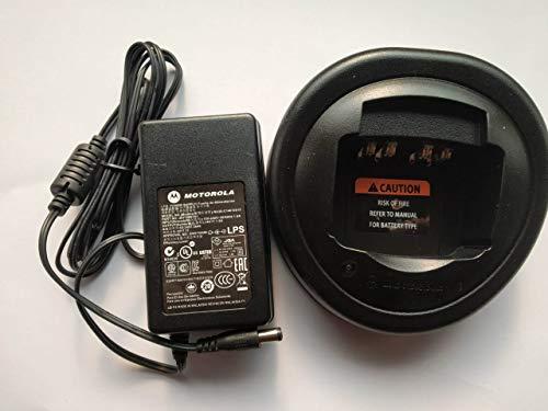Motorola walkie talkie charger for motorola gp328/ gp338- Black