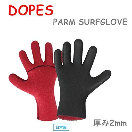 DOPES【ドープス】PARMパームサーフグローブ2mm5本指SURFGLOVES[日本製](XL)[その他]