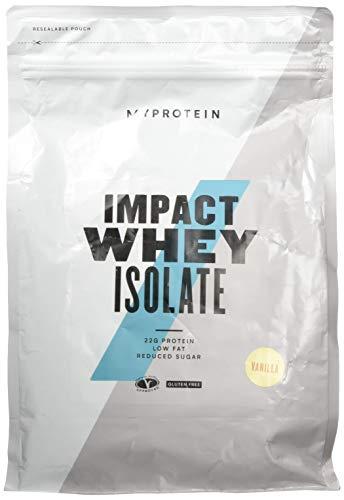 MYPROTEIN Impact Whey Isolate Vanilia 1000 g