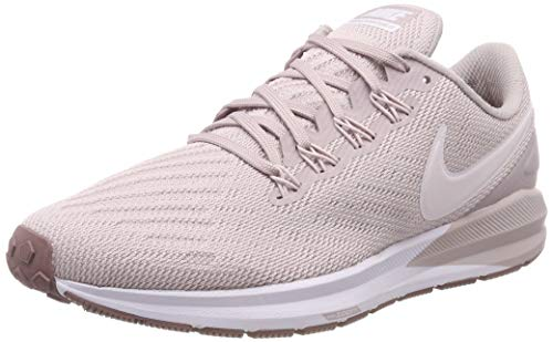 Nike Air Zoom Structure 22, Zapatillas de Running Mujer, Multicolor (Particle Rose/Pale Pink/Smokey Mauve 600), 39 EU