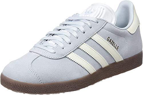 adidas Damen Gazelle Fitnessschuhe, Blau (Tinazu/Ftwbla / Gum5 000), 36 EU