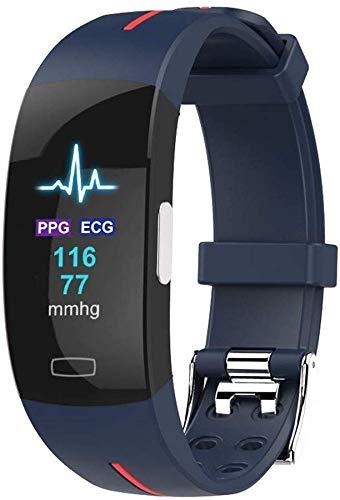 Fitness Trackers, Smart Horloge Hartslag Bloeddruk Monitor Activiteit Trackers Calorieën Counter IP67 Waterdicht - 9 Kleuren