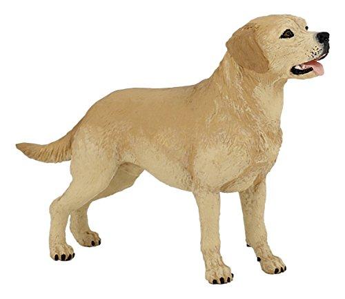 Papo 54029 HAUSTIERE Labrador-Retriever, Mehrfarben
