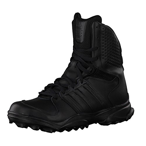 adidas GSG-9.2, Zapatillas de Deporte Exterior Hombre, Negro (Negro1 / Negro1 / Negro1), 48 EU
