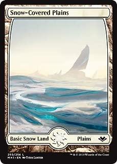 Magic: The Gathering - Snow-Covered Plains - Modern Horizons