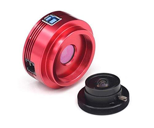 TS/ZWO ASi 120 MM-S Mono USB3.0 High Speed SW Kamera - Mond, Planeten, Wetter, ASI120MM-S