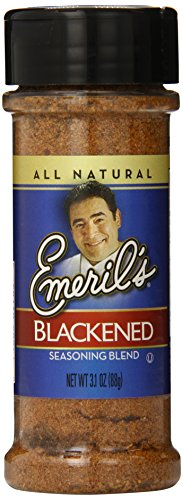 Emeril's Seasoning Blend, Blackened, 3.1 Ounce