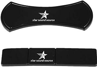star sound source Cell Gel Pads Flourish Lama Erstaunlich Nano Rubber Pad Universal Aufkleber, für Handy Halter Klebrig/Auto/Handy/Phone Plus Stand Inhaber Sticky Pad für alle Android (2/Eins)