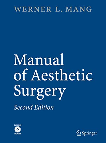 Manual of Aesthetic Surgery: 1