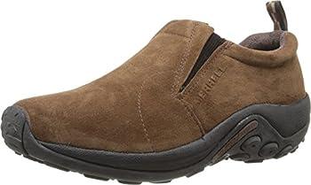 Merrell Men s Jungle Moc Slip-On Shoe,Dark Earth,11.5 M US