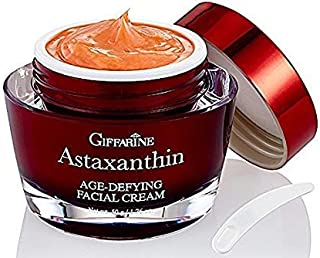 Giffarine Astaxanthin Age-Defying Facial Cream- night cream, Anti Aging Product -Wrinkle cream - Younger Looking!! ฺBy POJ SHOP