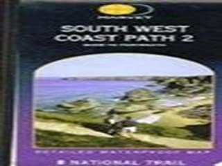 South West Coast Path 2: Bude to Portreath (Route Map)