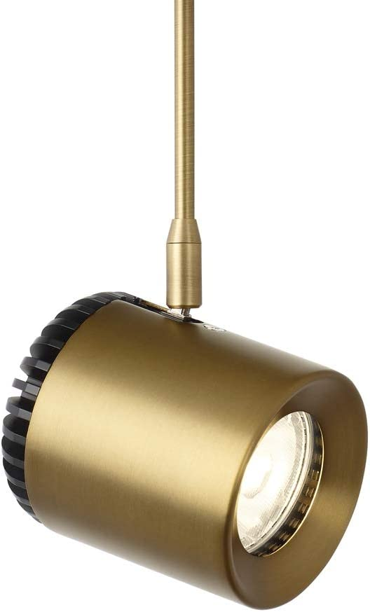 Tech Lighting New product type Special price 700MOBRK9303503R LED Head Aged Brass Burk