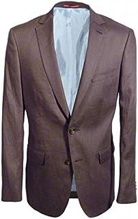 Gant Tent Green Solid Linen Blazer Jacket