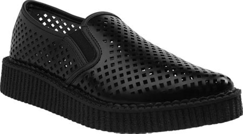 T.U.K. Original Footwear Unisex Viva Low Pointed Slip On Creeper