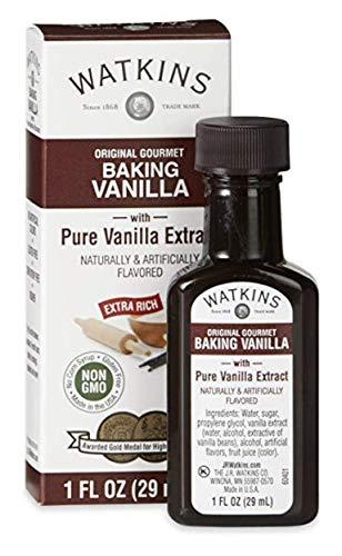 Watkins Original Gourmet Baking Vanilla Extract 1 Ounce
