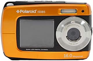 Polaroid IS085 16 MP Digital Camera with 2.7-Inch LCD (Burnt Orange)