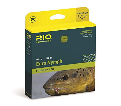 FIPS Euro Nymph LINE W/Leader