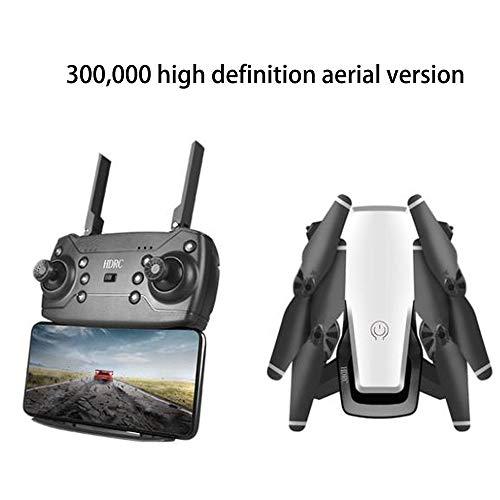 ZTBXQ DroneUltraleggero e Portatilecon Fotocamera per Adulti 1080p WiFi FPV Ritorno Automatico a casa 110 Telecamera ad Angolo Largo RC Quadcopter