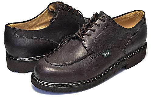 [パラブーツ] シャンボード CHAMBORD/TEX Made in France MARRON-LIS CAFE マロン メンズ Uチップモカ レザーカジュアル ブーツ (27.5 cm) [並行輸入品]