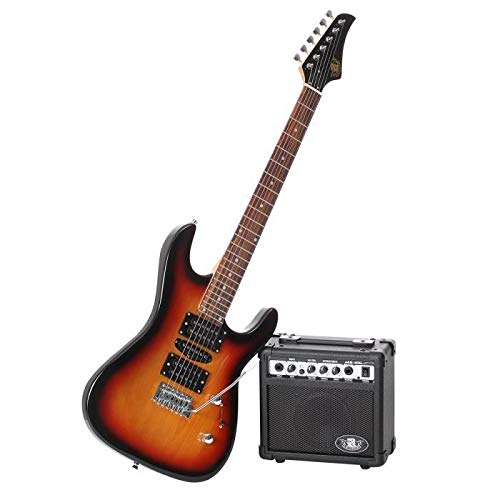 Legend pacrc 100SB – Guitarra eléctrica del tipo Ibanez S