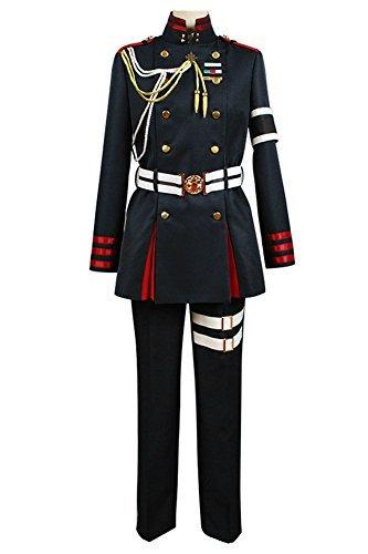 Fuman Seraph of The End Guren Ichinose Uniform Cosplay Kostüm L