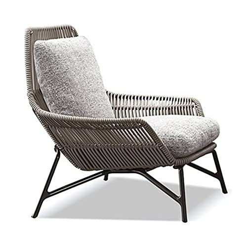 Tumbona portátil de metal de gravedad cero,Cojines extraíbles silla de playa,para jardín playa balcón vacaciones sillas