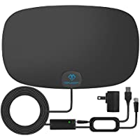 Perlesmith 70-110 Miles Long Range Indoor HD TV Antenna